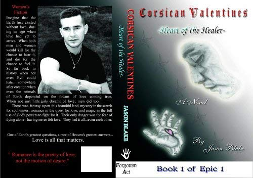 Corsican Valentines : Heart of the Healer: Jason Blake