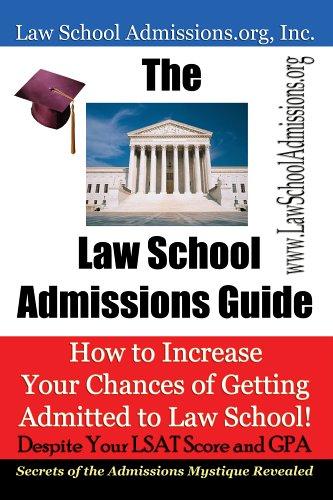 law school admissions essays