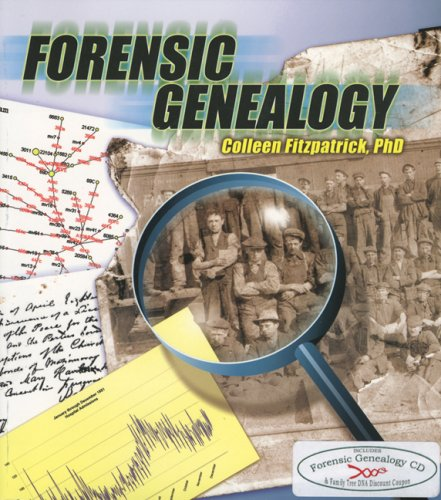 Forensic Genealogy: Fitzpatrick, Colleen