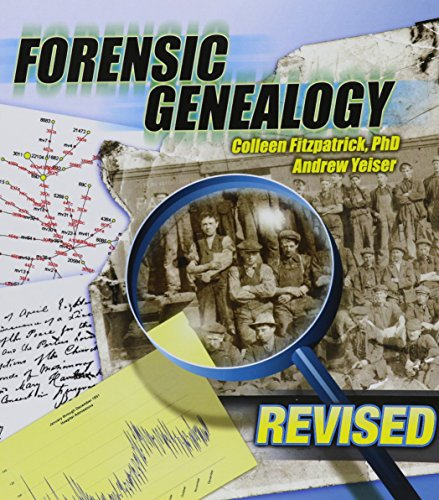 Forensic Genealogy: Colleen, Ph.D. Fitzpatrick