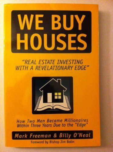 We Buy Houses - Real Estate Investing