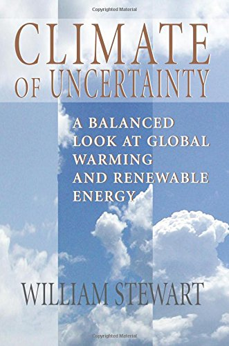 9780976729167: Climate of Uncertainty: A Balanced Look at Global Warming & Renewable Energy