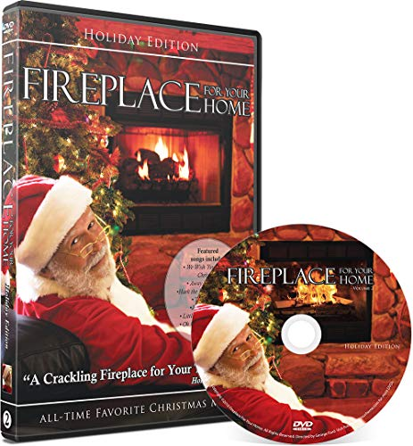 9780976731016: Fireplace: Holiday