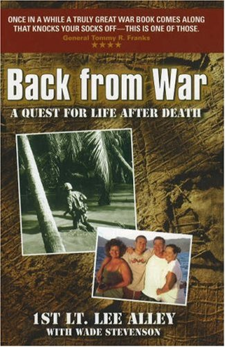 9780976732938: Back from War: A Quest for Life After Death