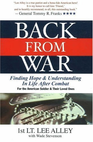 9780976732945: Back from War: Finding Hope & Understanding In Life After Combat