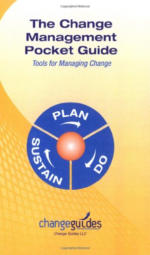 9780976735908: The Change Management Pocket Guide