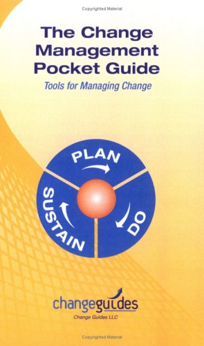 9780976735915: The Change Management Pocket Guide and Electronic Templates