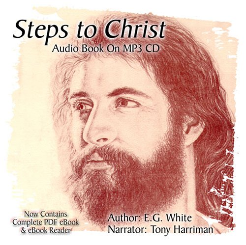 9780976753322: Steps to Christ Audiobook on MP3 CD