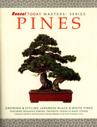 Bonsai Today Masters' Series: Pines, Growing & Styling Japanese Black & White Pines ...