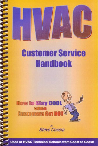 9780976755272: HVAC Customer Service Handbook