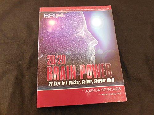 20/20 Brain Power: Reynolds