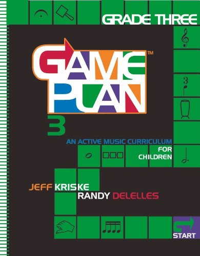 9780976765028: Game Plan 3: An Active Music Curriculum for Children (Game Plan: An Active Music Curriculum for Children)