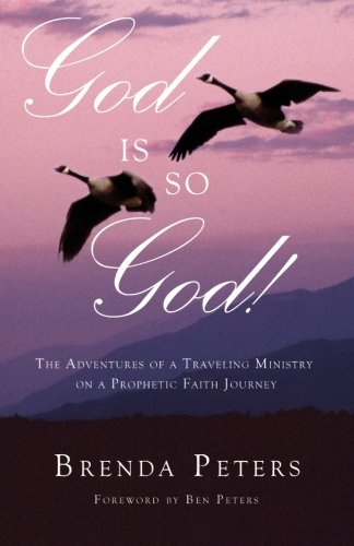 God is So God!: The Adventures of a Traveling Ministry on a Prophetic Faith Journey: Brenda Peters