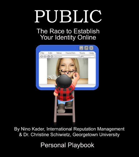 9780976792628: Public: The Race to Establish Your Identity Online