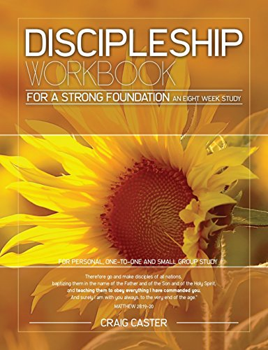 9780976796770: Discipleship Workbook for a Strong Foundation (Women's Design)