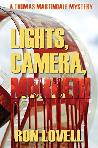 9780976797845: Lights, Camera. Murder! (Thomas Martindale Mystery)