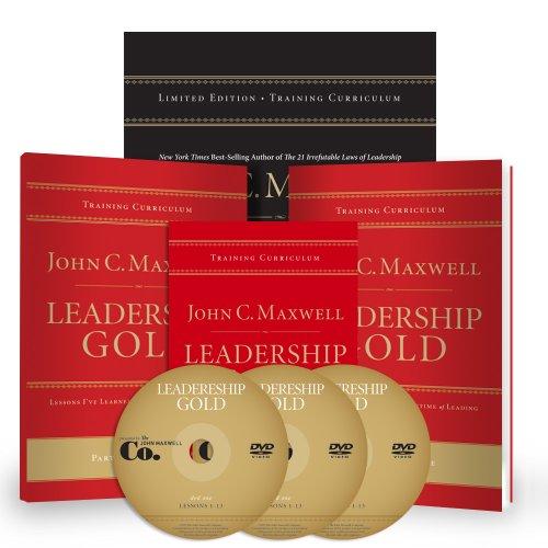 9780976798835: Leadership Gold DVD Training Curriculum