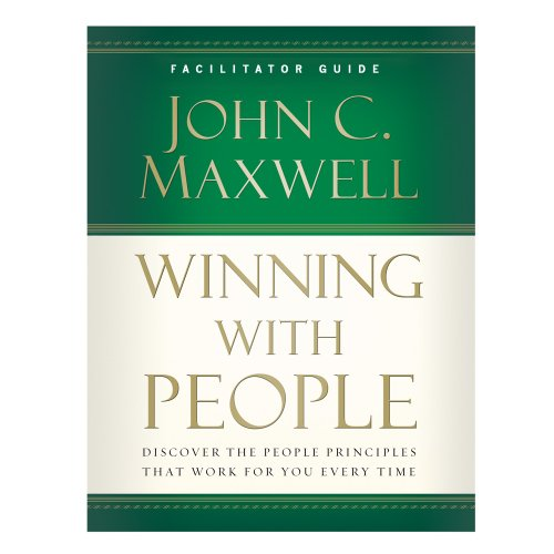 9780976798897: Winning With People Facilitator Guide