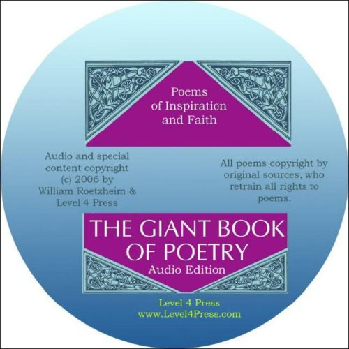 The Giant Book of Poetry Audio Edition: Poems That Make a Statement: William H. Roetzheim
