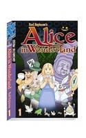 New Alice In Wonderland Color Manga Volume 1 (v. 1): Lewis Carroll, Rod Espinosa