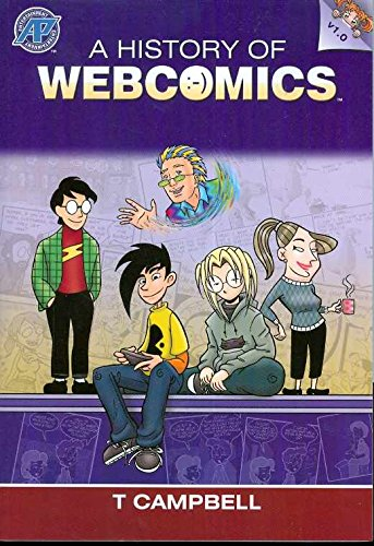 A History of Webcomics