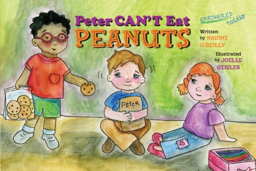 Peter Can't Eat Peanuts: O'Reilly, Nadine