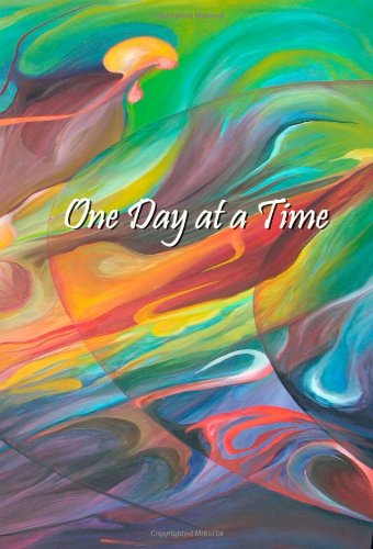 9780976838319: One Day at a Time- Food Journal and Hunger Fullness Monitor