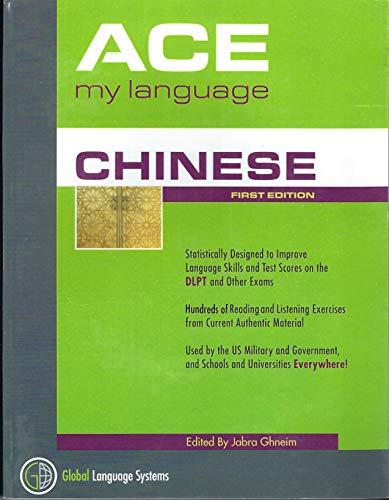 9780976840404: ACE My Language Mandarin Chinese
