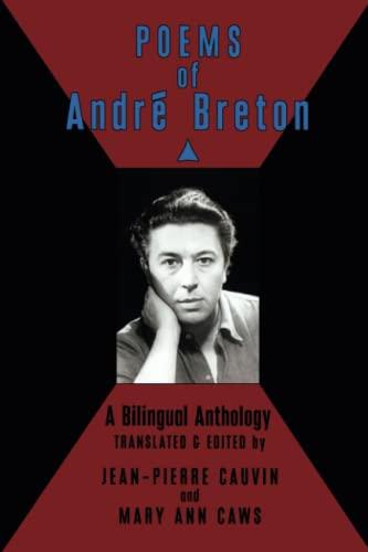 9780976844921: Poems of Andre Breton: A Bilingual Anthology