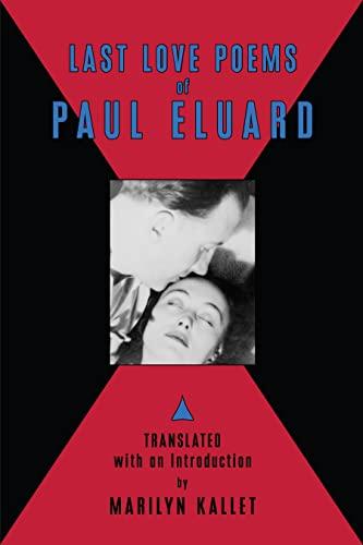 9780976844938: Last Love Poems of Paul Eluard