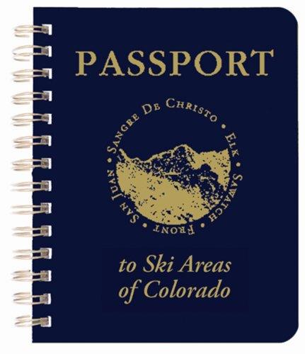 9780976848028: Passport to Ski Areas of Colorado