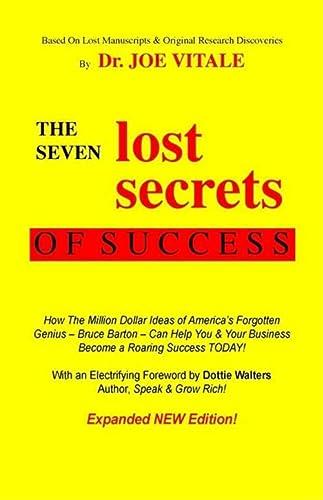 9780976849117: The Seven Lost Secrets of Success