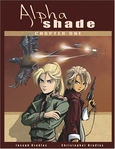 9780976870500: Alpha Shade, Chapter 1