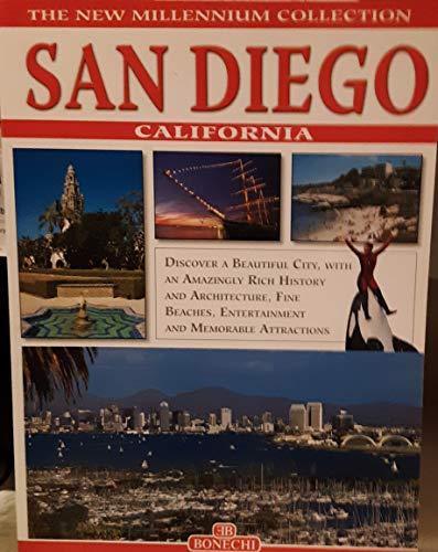 San Diego Souvenir Book: Bonechi