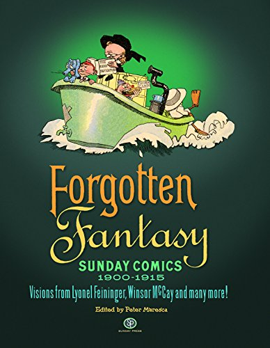 9780976888598: Forgotten Fantasy: Sunday...