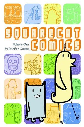 9780976902508: Squarecat Comics: Volume One