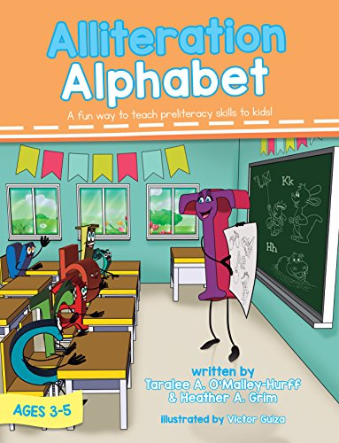 9780976906971: Alliteration Alphabet: A fun way to teach preliteracy skills to kids!