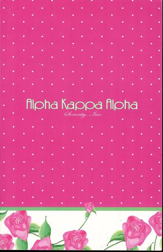 9780976911791: Alpha Kappa Alpha Tea Rose Journal