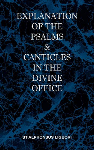 9780976911869: Explanation of the Psalms & Canticles in the Divine Office (Multilingual Edition)