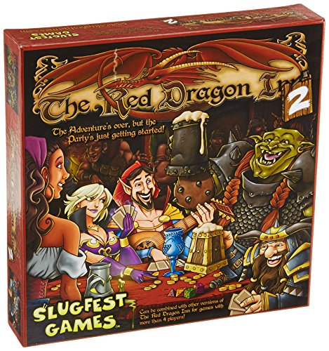 9780976914440: Red Dragon Inn 2 Red Dragon Exp., Stand Alone Boxed Card Game