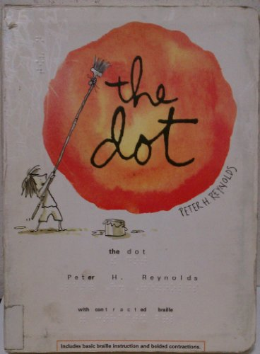 9780976931300: The Dot [board book with braille]