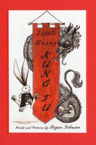 Little Bunny Kung Fu: Regan Johnson