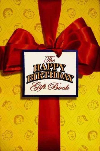 9780976962809: The Happy Birthday Gift Book