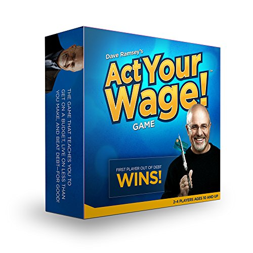 9780976963097: Dave Ramsey's Act Your Wage!