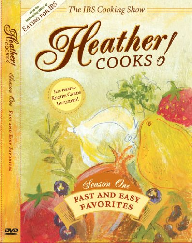 9780976973911: The IBS Cooking Show: Heather Cooks