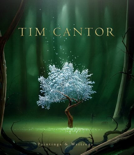 9780976976738: Tim Cantor - Paintings & Writings ('The Hollows' cover image)