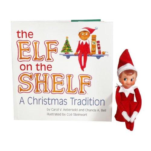 Elf on the Shelf:A Christmas Tradition (blue-eyed: Aebersold, Carol V