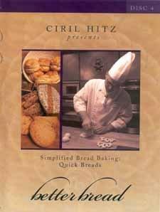 9780976997788: Better Bread Simplified Bread Baking: Quick Breads