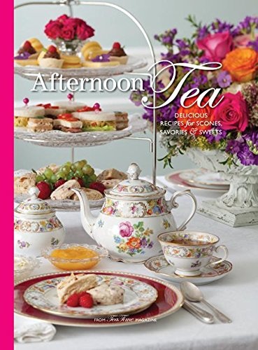 9780977006953: Afternoon Tea: Delicious Recipes for Scones, Savories & Sweers
