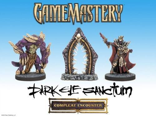 Dark Elf Sanctum: Compleat Encounter (0977007111) by Reynolds, Wayne; Mearls, Mike; McKenzie, Neil; West, Christopher